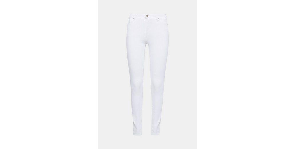 ESPRIT Schmale Stretch-Jeans mit recyceltem Material Echt Günstiger Preis jQqNJNa