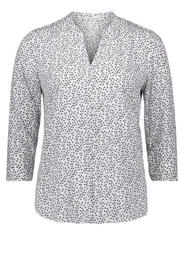 Betty Barclay Bluse mit Punkte-Muster