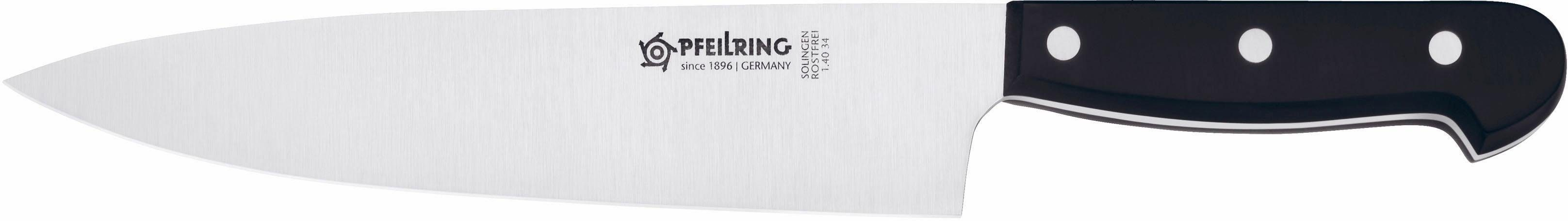 PFEILRING Kochmesser, rostfrei, Made in Germany, 20 cm, »CLASSIC-LINE«