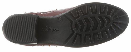 Aus Chelseaboots Label Red Echtem S Leder oliver 8qI66wf