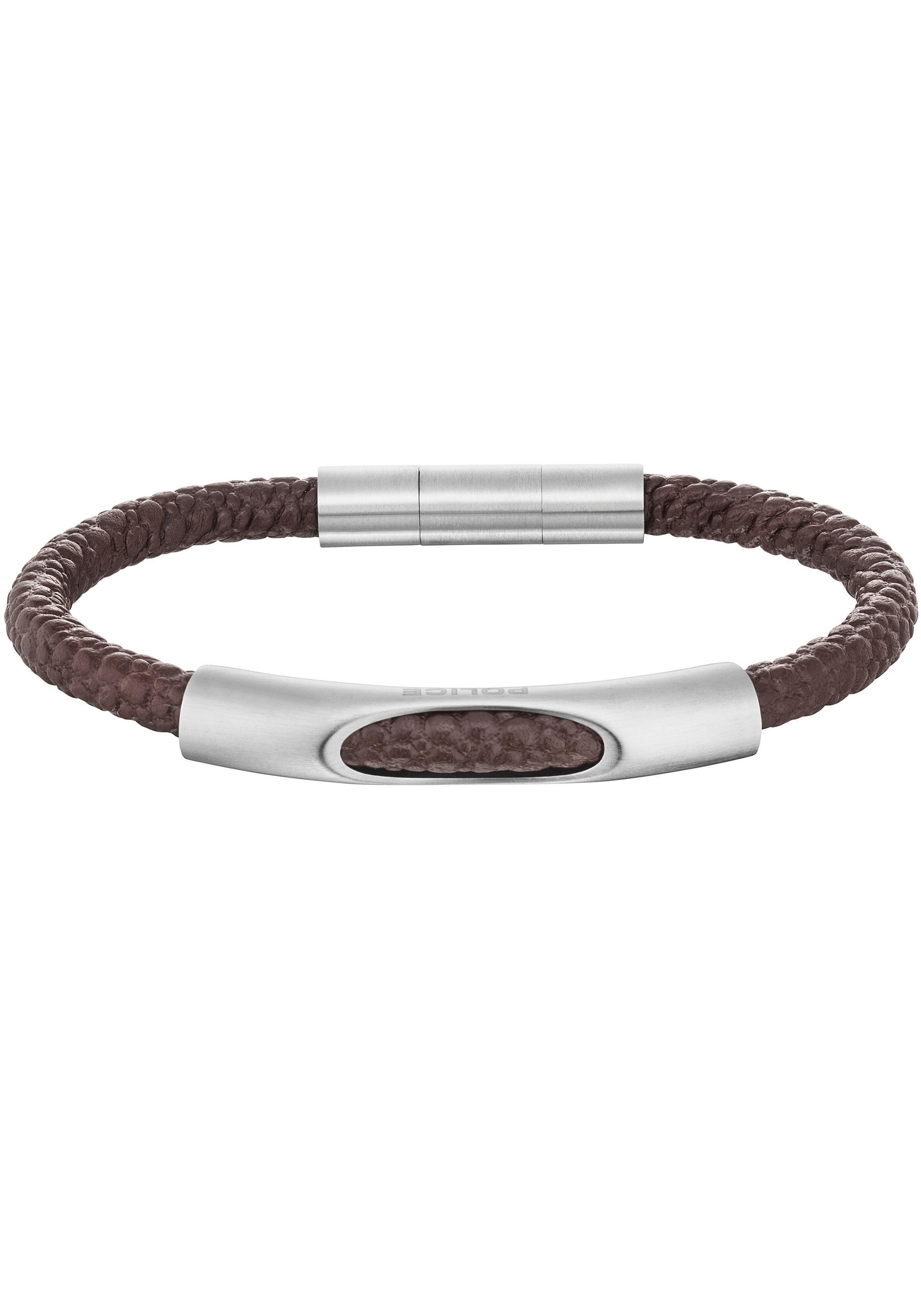 Police Armband »Jersey, PJ26144BLC.02« | Schmuck > Armbänder > Sonstige Armbänder | Police