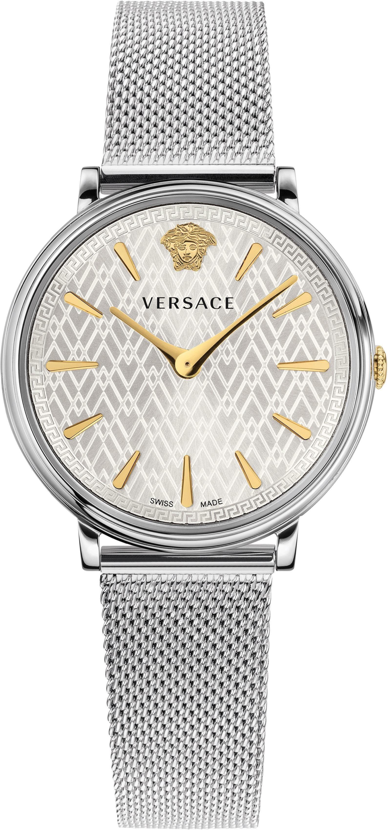 Versace Schweizer Uhr »V-CIRCLE, VBP050017«