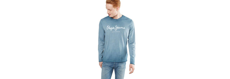 Niedrig Kosten Für Verkauf Limitierte Auflage Online-Verkauf Pepe Jeans Langarmshirt WEST SIR II L/S c7XgwQwZe9