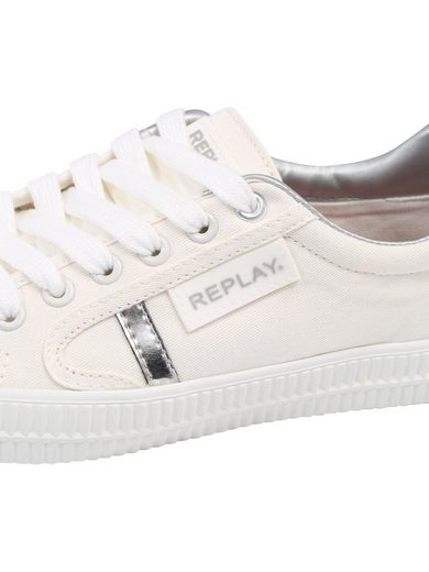 Dayton Replay Sneaker, Contrasting Inserts