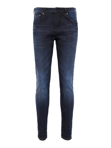Scotch & Soda Skinny-fit-jeans Skim - Blauw Me Away