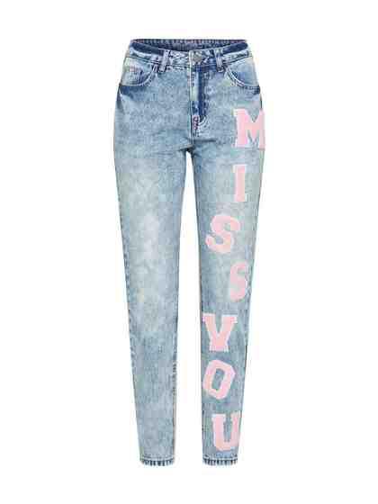 Noisy may High-waist-Jeans »DONNA«