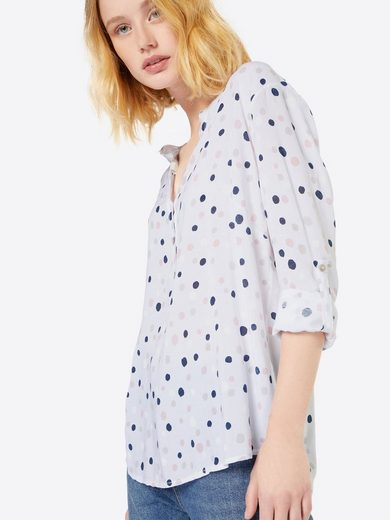 Zwillingsherz Shirtbluse Smalldot