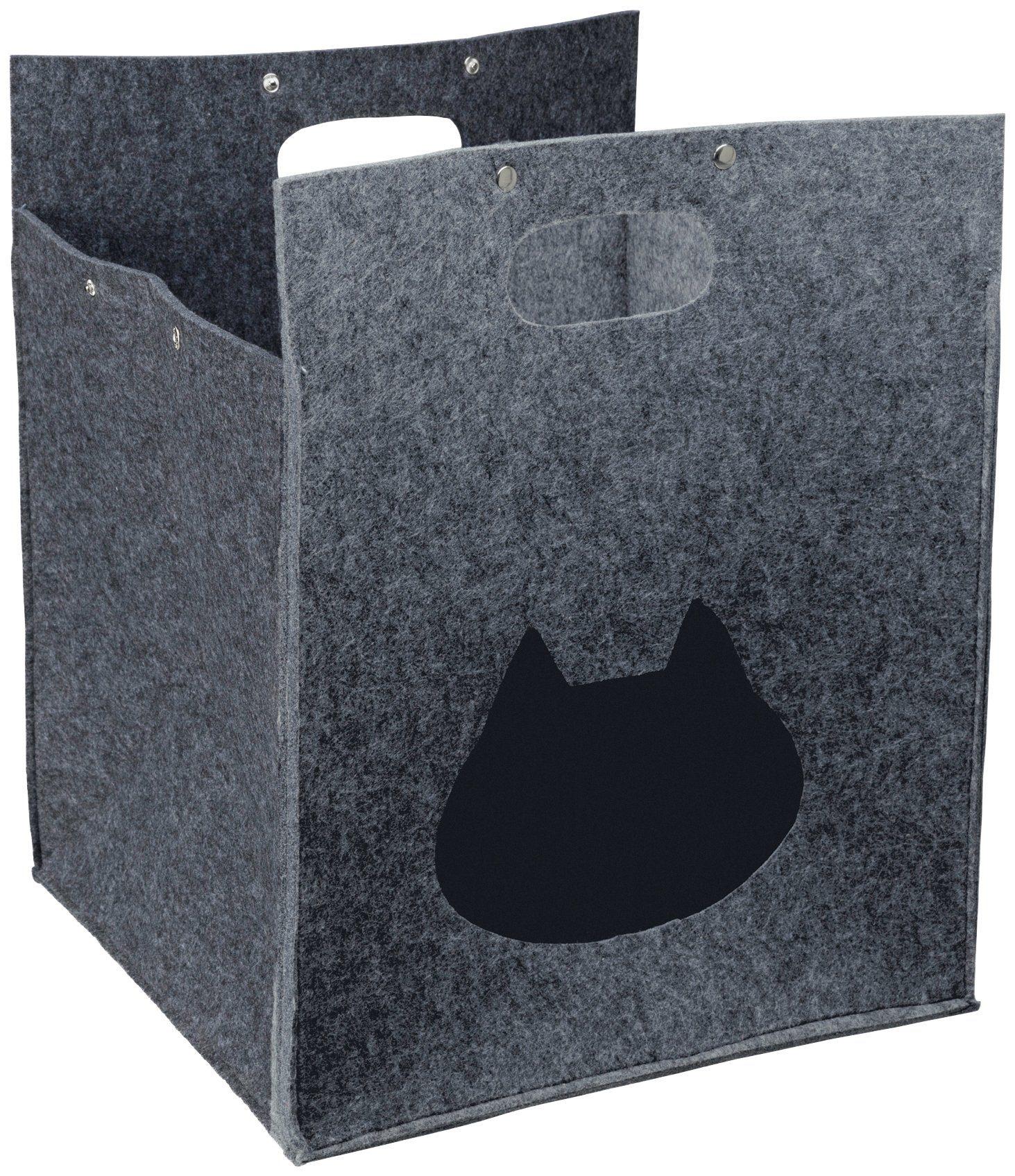 TRIXIE Hundehöhle und Katzenhöhle »Antonia«, BxT: 40x40 cm