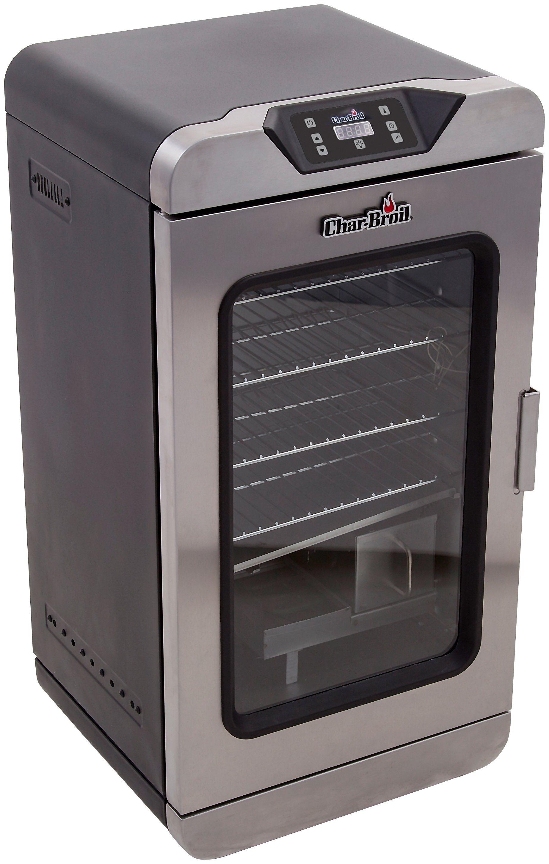 CHAR-BROIL Elektrogrill »Digital Smoker«, B/T/H: 46/41,9/82,6 cm, mit 4 Grillrosten