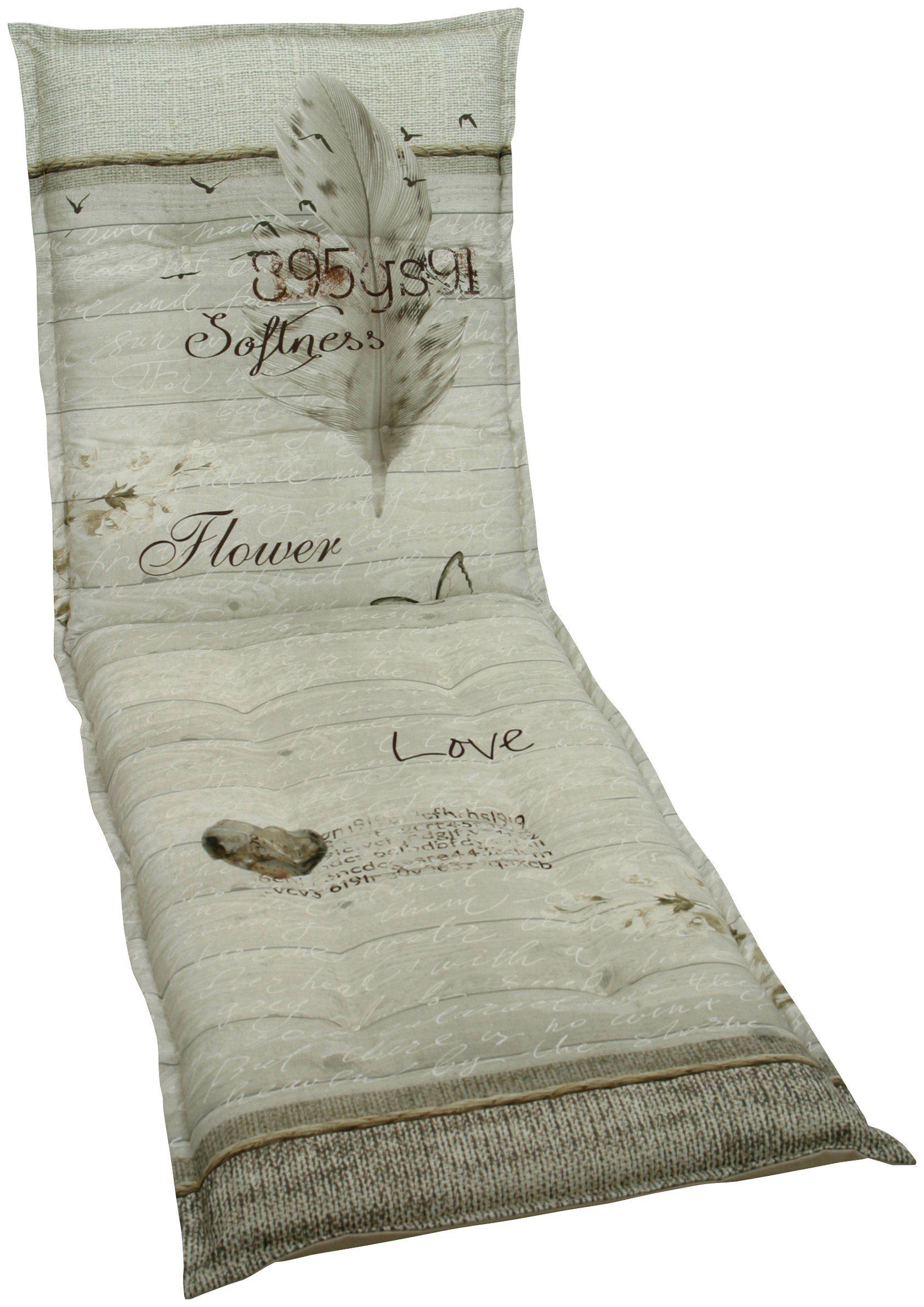 GO-DE Liegenauflage , für Rollliege, (L/B): ca. 190x60 cm