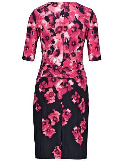 Gerry Weber Kleid Gewirke Kleid mit Flowerprint