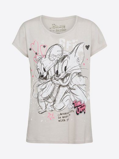 Princess goes Hollywood Rundhalsshirt Tom & Jerry