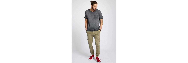 khujo T-Shirt TORDY, aus Baumwolle