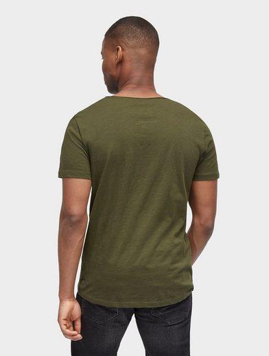 Tom Tailor Denim T-Shirt T-Shirt mit Motiv-Print