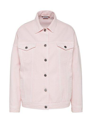 Noisy May Denim Jacket Kel, Button Tape