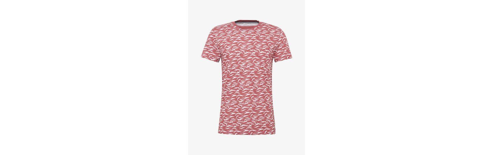 Auslass Geniue Fachhändler Rabatt Erstaunlicher Preis Tom Tailor Denim T-Shirt gemustertes T-Shirt Günstig Kaufen Low-Cost 2vliC