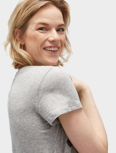 Tom Tailor T-shirt T-shirt Mit Pailletten-artwork