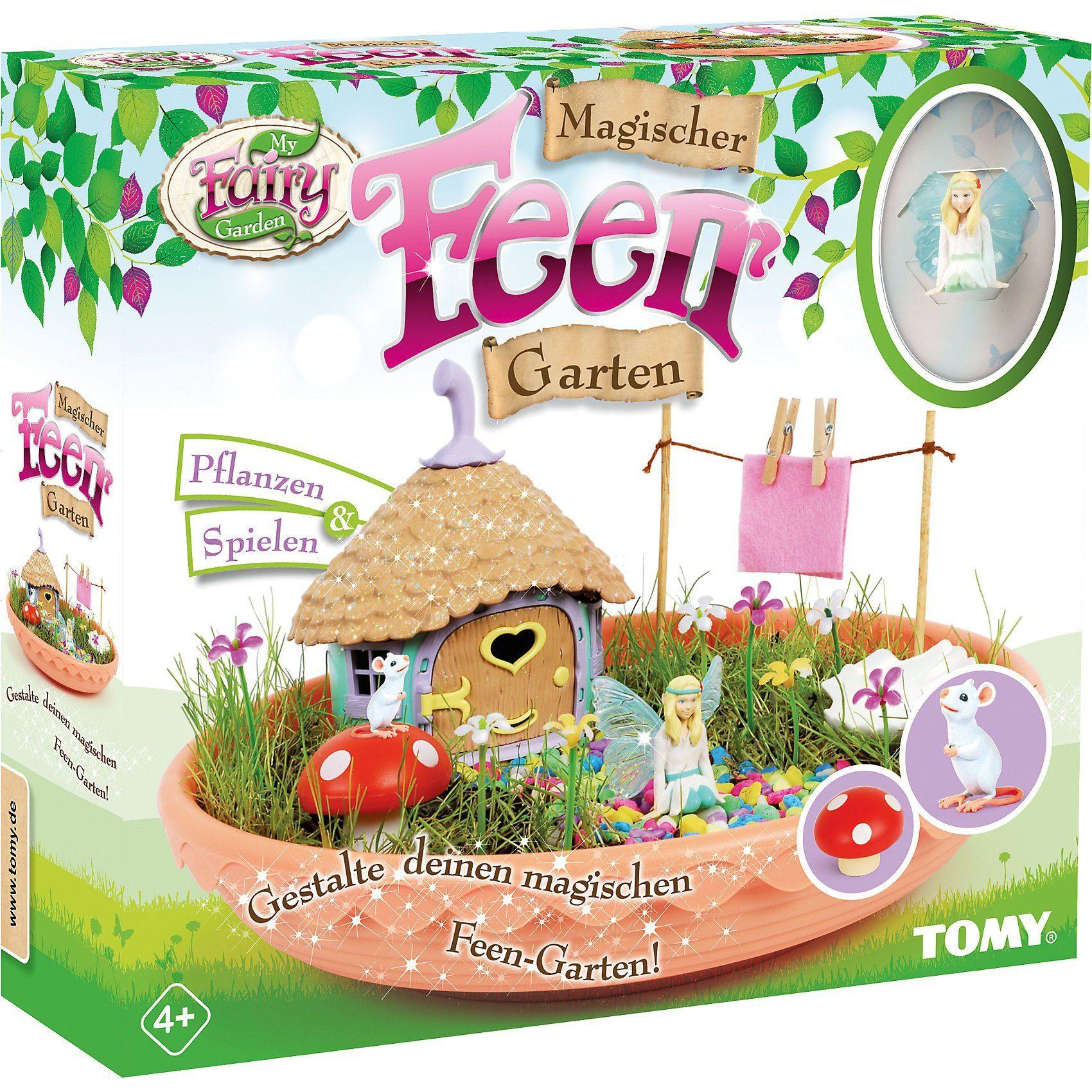 Tomy® My Fairy Garden - Magischer Feen Garten
