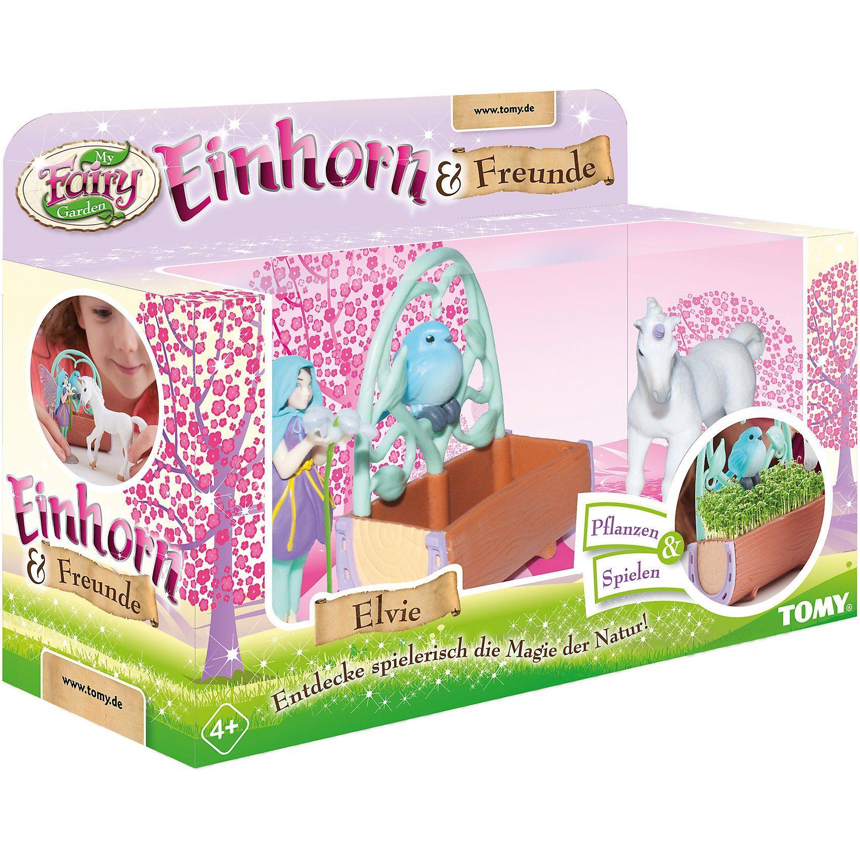 Tomy® My Fairy Garden - Einhorn & Freunde