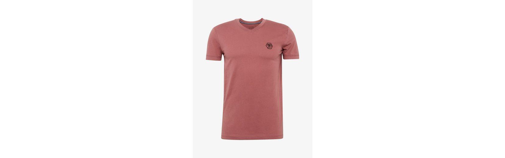 Billig Gutes Verkauf Verkauf Ebay Tom Tailor Denim T-Shirt T-Shirt mit Logo-Stickerei WR8vjX