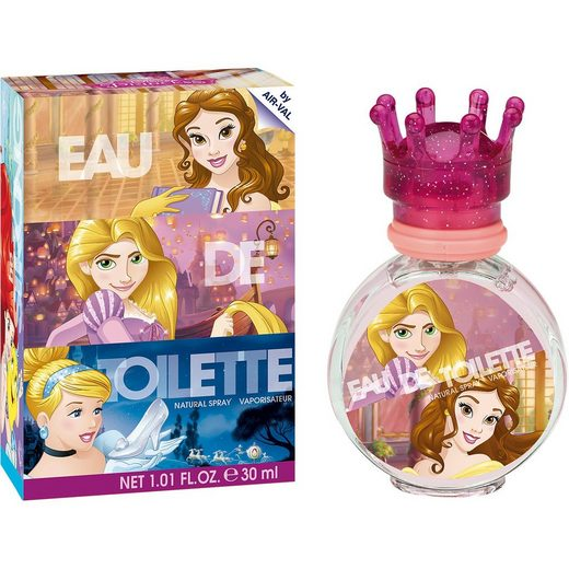 Disney Princess Eau de Toilette, 30 ml