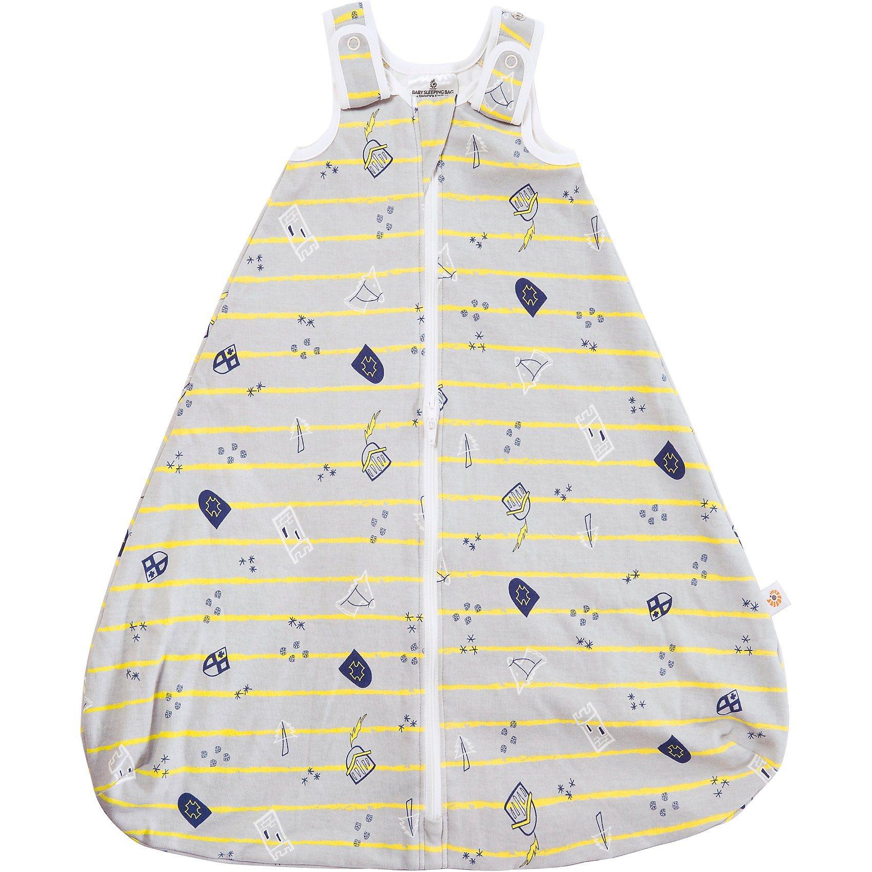 Ergobaby Schlafsack Brave Night, beige | Kinderzimmer > Textilien für Kinder > Babytextilien | Baumwolle | Ergobaby