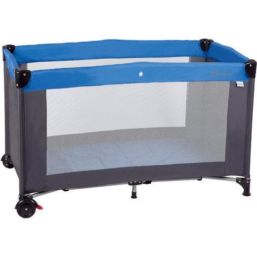 BabyGo Reisebett Sleeper Neo, blau