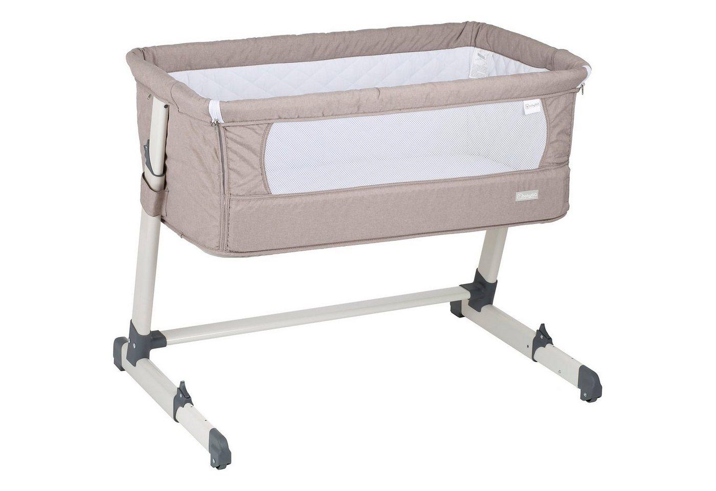 Babybetten - BabyGo Beistellbett Together, beige  - Onlineshop OTTO