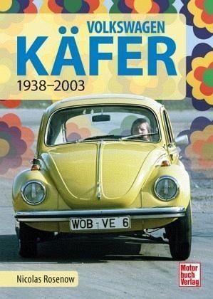 Gebundenes Buch »Volkswagen Käfer«