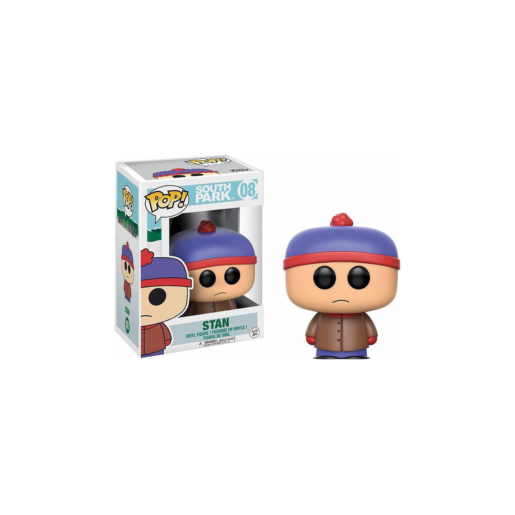 Funko POP! TV Sammelfigur: South Park - Stan