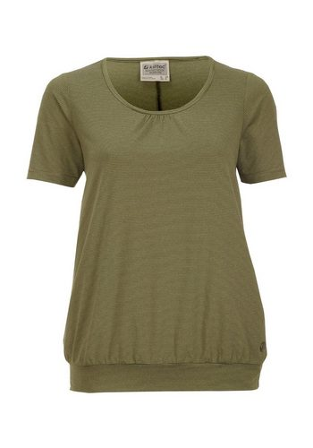 Damen Killtec T-Shirt Myrtha grün | 04056542787257