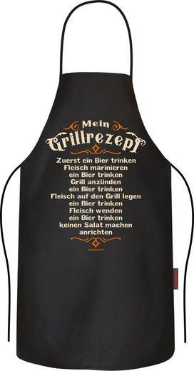 Rahmenlos BBQ-Grillschürze