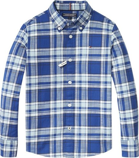 Tommy Hilfiger Hemd »MULTICOLOR CHECK SHIRT L/S«