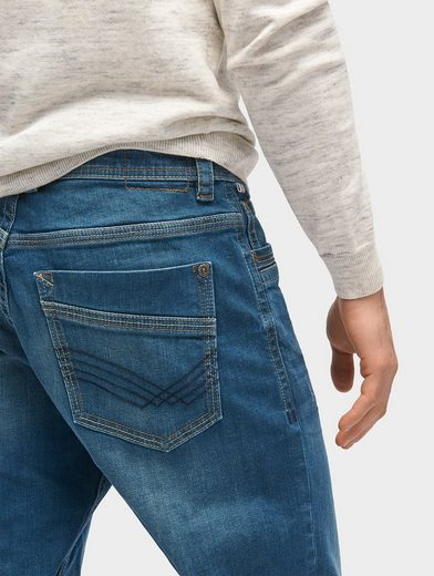 Tom Tailor 5-Pocket-Jeans Trad Relaxed Jeans