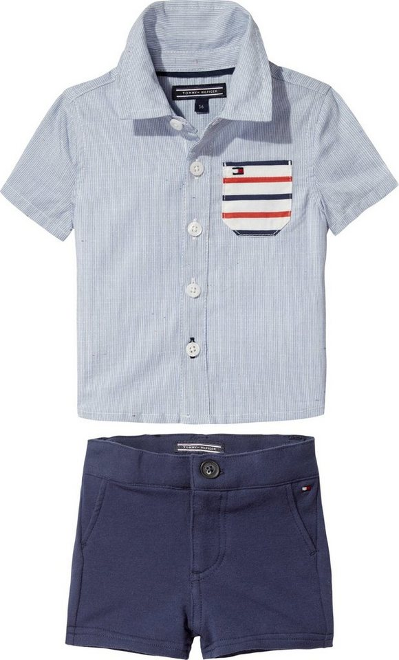 tommy hilfiger baby set dulcet combo baby boy 2 piece online kaufen otto. Black Bedroom Furniture Sets. Home Design Ideas