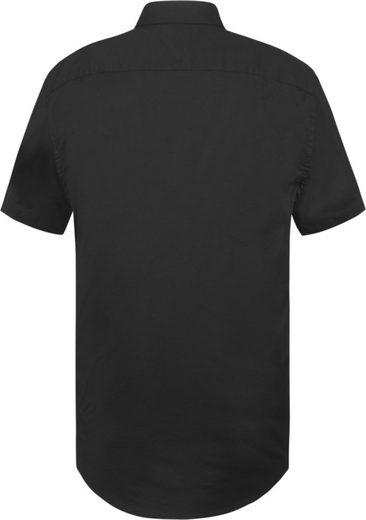 Tommy Hilfiger Hemd STRETCH POPLIN S/S SHIRT