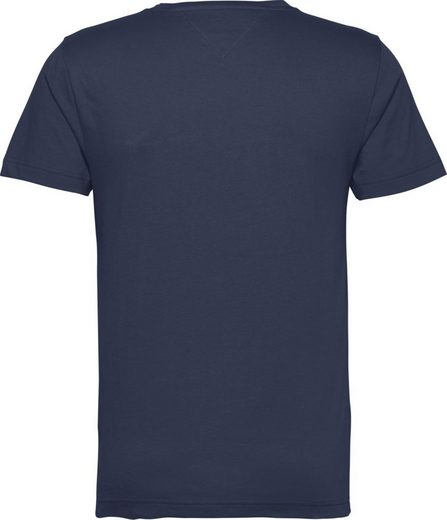Tommy Hilfiger T-shirt Multi Layered Logo Graphic Tee