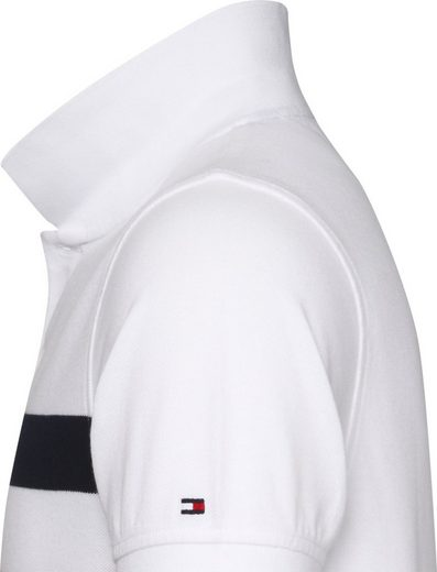 Tommy Hilfiger Poloshirt Tommy Chest Stripe Polo