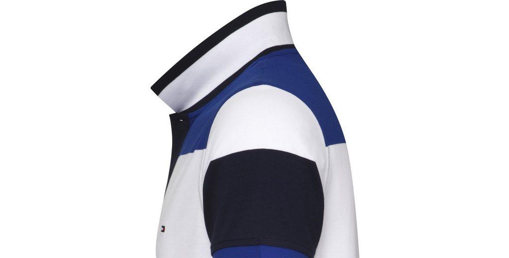 Tommy Hilfiger Poloshirt LEGENDARY ENGINEERED SLIM POLO Günstig Kaufen Shop Freies Verschiffen Online mCqer