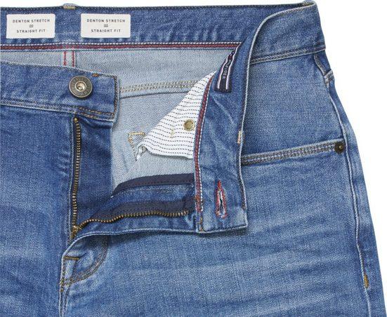 Tommy Hilfiger Jeans MERCER - STR ATLANTA BLUE