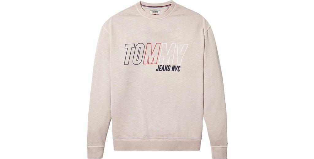 Online Blättern Verkauf Besuch Tommy Jeans Sweatshirt TJM VINTAGE GRAPHIC CREW Spielraum Brandneue Unisex Günstig Kaufen Mit Mastercard NJbl5l9MI