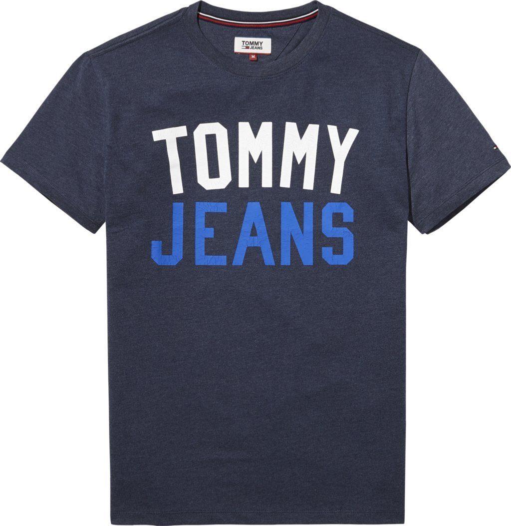 Tommy Jeans T-Shirt »TJM COLLEGE LOGO TEE B«