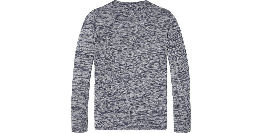 Viele Arten Von Günstigem Preis Tommy Jeans T-Shirt TJM SWT CN KNIT L/S 27 Auslass Zahlung Mit Visa Größte Anbieter Günstig Online q0DtLCpoTf