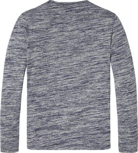 Tommy Jeans T-shirt Tjm Swt Cn Knit L/s 27