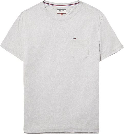 Tommy Jeans T-shirt Tjm Essential Pocket Tee