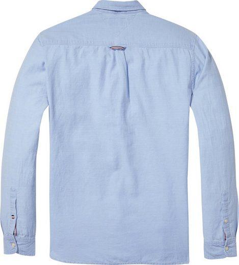 Tommy Jeans Hemd TJM ACID DOBBY SHIRT