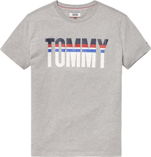 Tommy Jeans T-Shirt TJM THEMED LOGO TEE