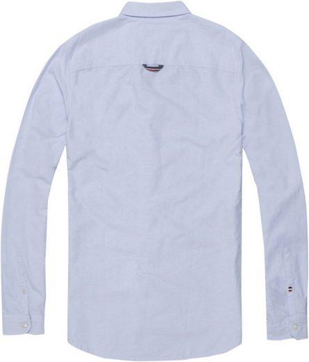 Tommy Jeans Hemd TJM BASIC SOLID SHIRT L/S 26