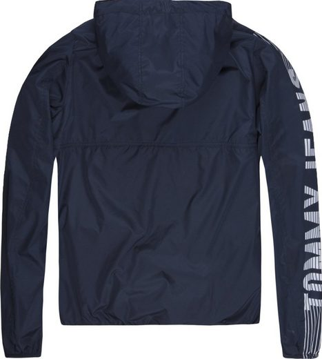 Tommy Jeans Jacke TJM GRAPHIC PULLOVER ANORAK