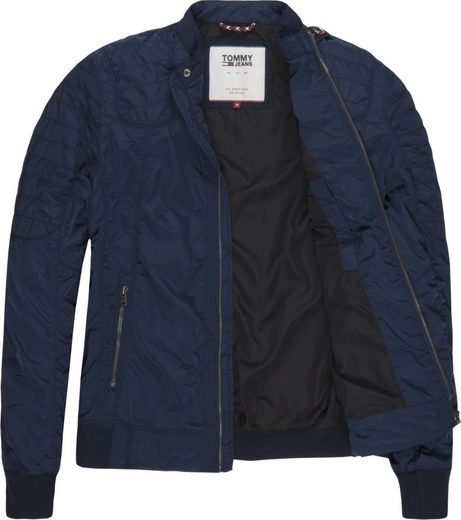 Tommy Jeans Jacke TJM CRUSHED BIKER JACKET